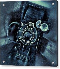 Captured Antique Acrylic Print