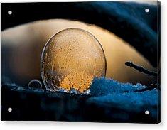 Captured Sunrise Acrylic Print