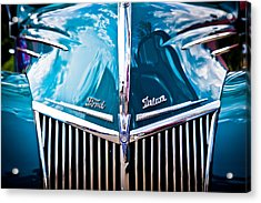 Car No.8 Acrylic Print