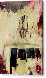 Car Of Dream Acrylic Print