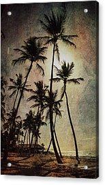 Caraibi Mood Acrylic Print