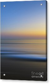 Caramel Dawn - Part 1 Of 3 Acrylic Print