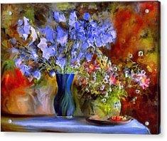 Caress Of Spring - Impressionism Acrylic Print