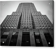 Carew Tower Acrylic Print by Rob Amend