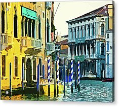 Ca'rezzonico Museum Acrylic Print