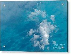 Caribbean Abstraction Acrylic Print