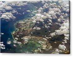 Caribbean Adventure Acrylic Print by Betsy Knapp