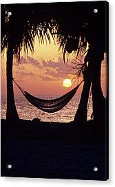 Caribbean Interlude Acrylic Print