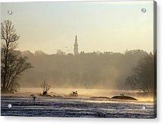Carillon Mist Acrylic Print