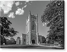 Carleton College Skinner Memorial Chapel Acrylic Print by University Icons