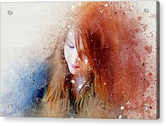 Carley Acrylic Print