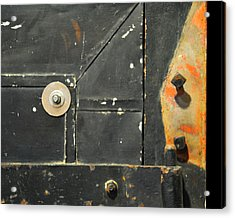 Carlton 10 - Firedoor Detail Acrylic Print