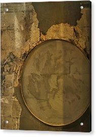 Carlton 3 - Abstract Concrete Acrylic Print