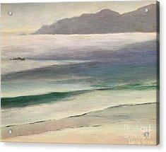 Carmel Beach Acrylic Print