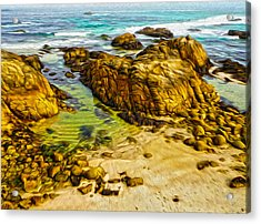 Carmel California - 07 Acrylic Print