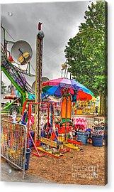 Carnival Life 2 Acrylic Print by Robert Pearson