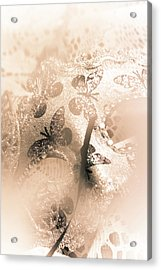 Carnival Mystery Acrylic Print by Jorgo Photography - Wall Art Gallery