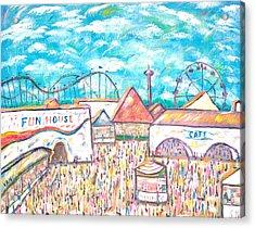 Carnival Acrylic Print