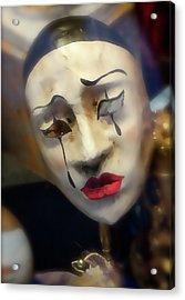 Carnivale Mask 2 Acrylic Print