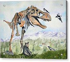 Carnivore Club Acrylic Print