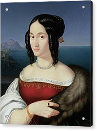 Carolina Grossi Acrylic Print