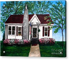 Carolina Home Acrylic Print