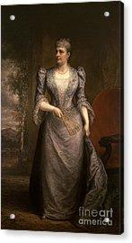 Caroline Harrison, First Lady Acrylic Print by Science Source