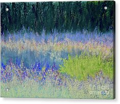 Carol's Meadow Acrylic Print