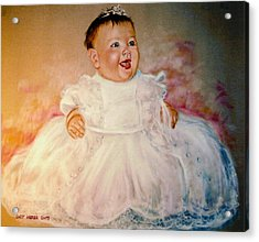 Carol's Niece Acrylic Print