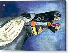 Carousel Horse 2 Acrylic Print