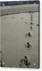 Carried By Christ Acrylic Print by Matthew Kennedy