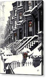 Carroll Street Acrylic Print