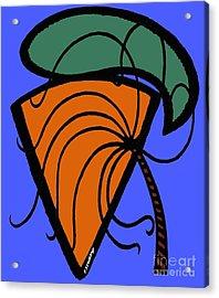 Carrot And Stick Acrylic Print by Patrick J Murphy
