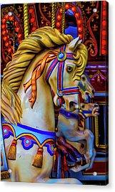 Carrousel Dreams Acrylic Print