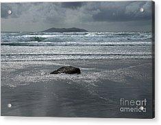 Carrowniskey Beach Acrylic Print