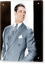 Cary Grant, Ca. Early 1930s Acrylic Print by Everett