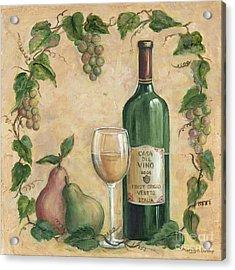 Casa Del Vino Acrylic Print