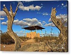 Casa Grande Ruins National Monument Acrylic Print