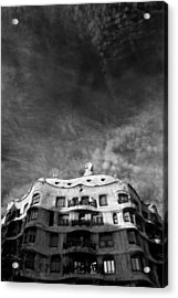 Casa Mila Acrylic Print