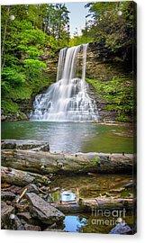 Cascades Falls Giles County Acrylic Print