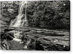 Cascades Waterfall Acrylic Print