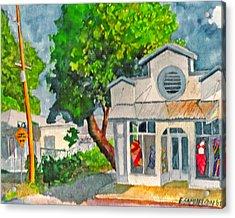 Caseys Place Acrylic Print