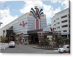 Casino Royale St. Maarten Acrylic Print