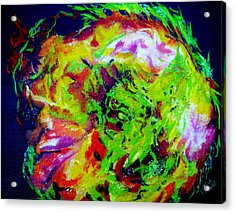 Cassiopia Acrylic Print by Kathern Welsh