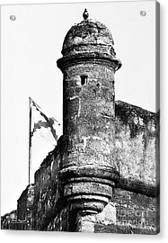 Castillo Lookout Acrylic Print by Addison Fitzgerald