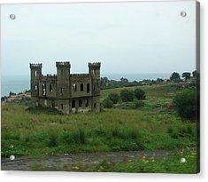 Castle Catania Sicily Acrylic Print