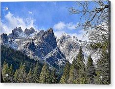 Castle Crags Acrylic Print