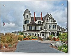 Castle Hill Inn Acrylic Print