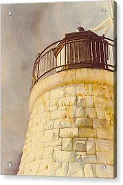Castle Hill Light Acrylic Print