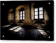 Acrylic Print featuring the photograph Castle Light by Jason Smith